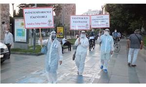 Meslek örgütleri yetkilileri uyardı: Sağlık çalışanları tükenirse yerleri doldurulamaz