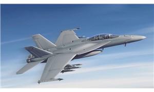ABD'de savaş uçağı düştü