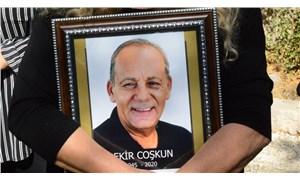 Gazeteci yazar Bekir Coşkun, memleketi Urfa'da toprağa verildi