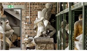 Berlin Müzeler Adası'ndaki 70 tarihi esere saldırı düzenlendi