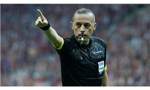 Fenerbahçe-Trabzonspor derbisini Cüneyt Çakır yönetecek