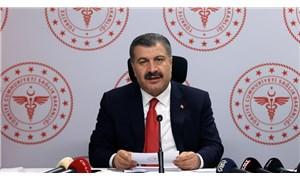 Bakan Koca: İstanbul'un vaka sayısı Türkiye genelinin yüzde 40'ına ulaştı