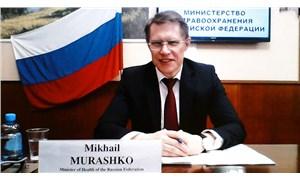 Rusya Sağlık Bakanı karantinada