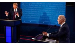 Trump ve Biden'ın canlı yayın tartışması öncesi Covid-19 testleri negatif çıktı