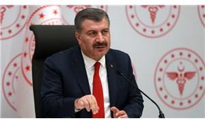 Bakan Koca: Salgın Anadolu'da ikinci zirve dönemindedir