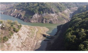 Baraj suları çekildi, 21 yıldır su altında olan köprüler ortaya çıktı