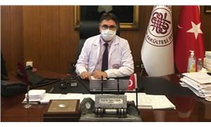 İstanbul Tıp Fakültesi Dekanı: Nisandan kötü durumdayız, pozitiflik oranı yüzde 35!