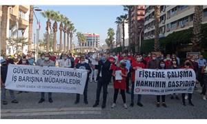 İzmir Emek ve Demokrasi Güçleri: Hukuksuz ve keyfi işçi kıyımına son verilsin