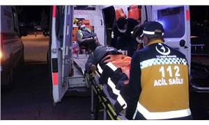 Niğde'de işçi servisi devrildi: 2'si ağır 14 yaralı