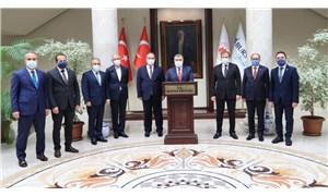 Pandemi toplantısı Bursa'da 'ani gelişmedi', AKP'li başkan katıldı