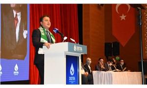 Babacan'dan Bahçeli'ye 'siyasi fosil' yanıtı