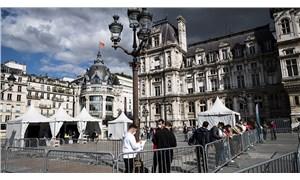 Fransa'da Avrupa'da kaydedilmiş en yüksek günlük koronavirüs vaka sayısı