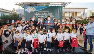 İzmir Ürkmez'de Masal Evi açıldı