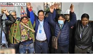 Sokağın kurduğu sandık: Bolivya