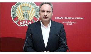 AKEL sözcüsü Stefanu: Tatar'ın iki devletli çözümden yana yaptığı açıklamaları kınıyoruz