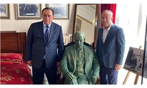 Alaattin Çakıcı, Edirne Belediye Başkanı Recep Gürkan'ı ziyaret etti!