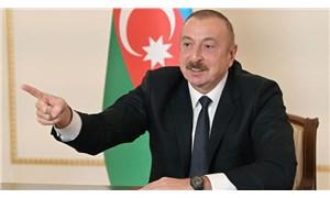 Aliyev: Dışarıdan müdahale olursa Türk F-16'larını göreceksiniz