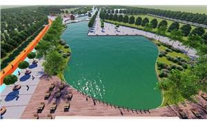 Cumhurbaşkanının ismine yakıştırılan millet bahçesinin maliyeti 101 milyon TL