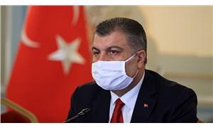 Fahrettin Koca: İstanbul, ülke ortalamasından en az 2 kat endişe verici