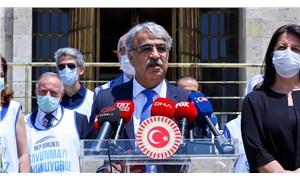 HDP Eş Genel Başkanı Sancar, Ayhan Bilgen'in açıklamalarına yanıt verdi