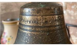 Hurdacının bulduğu Ayasofya'ya ait olduğu düşünülen çan, müzeye teslim edildi