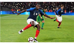 Pogba, 'Fransa Milli Takımı'nı bıraktı' iddiasını yalanladı