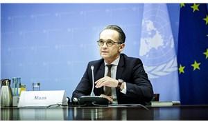 Almanya Dışişleri Bakanı Maas, Erdoğan'ı kınadı: Macron'a saldırıları yeni bir dip nokta