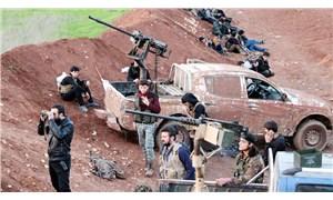 Rus savaş uçakları, İdlib'de ÖSO kampını vurdu