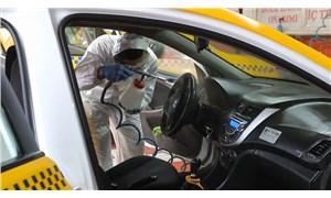 İBB, otobüs, dolmuş ve taksilerin dezenfeksiyon bilgilerini halka açtı