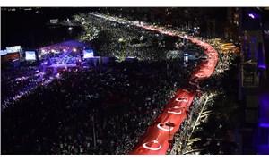İzmir'de Cumhuriyet fener alayı yürüyüşüne Valilik izin vermedi