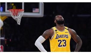 Los Angeles'ta artan vakalar, Lakers'ın şampiyonluk kutlamalarında yayıldı