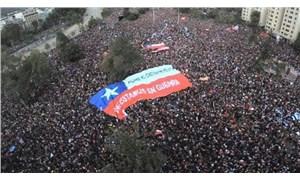 Şili'de anayasa değişiyor