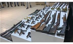 Tavuk kümesinden silah çıktı: 19 gözaltı