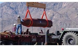 ABD, İsrail'e 14 bin tonluk bomba 'hediye' edecek