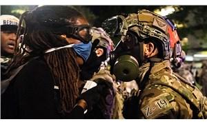 ABD yangın yeri: Siddetli protestolar sonrası Philadelphia'ya ulusal muhafızlar gönderiliyor
