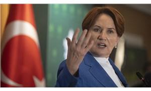 Akşener'den Erdoğan'a Macron tepkisi