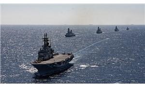 Doğu Akdeniz'de gövde gösterisi: İngiltere ve Fransa'dan ortak tatbikat