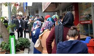Salgın İstanbul'da dar gelirli haneleri vurdu