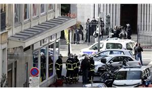 Saray ve Dışişleri Bakanlığı'ndan Fransa'daki saldırıya kınama