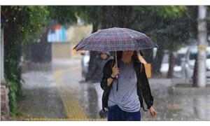 Meteoroloji'den İstanbul için yağış ve dolu uyarısı