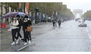 Salgın Fransa'da hız kesmiyor!
