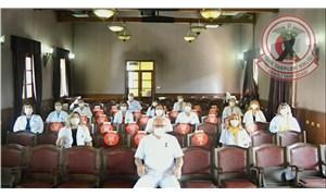 Denizli Tabip Odası: Salgının başında alkışlandık, şimdi istifa hakkımız bile alındı
