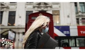 İngiltere'de 1 milyon vaka barajı aşıldı, sokağa çıkma yasağı ilan edildi