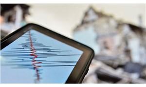 İzmir Seferihisar'da 5.0 büyüklüğünde deprem meydana geldi