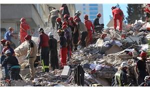 İzmir depreminde son durum: 73 can kaybı, 949 yaralı