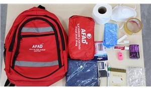 Deprem çantasına neler konulur, maliyeti ortalama ne kadar?
