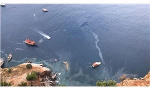 Antalya'da tur teknesi battı: 1 kişi hayatını kaybetti