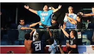 Arjantinli efsane futbolcu Maradona'nın beyin ameliyatı başarılı geçti