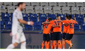 Başakşehir, Şampiyonlar Ligi'ndeki ilk galibiyetini aldı