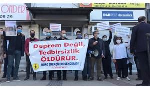 BES İzmir Şubesi: Sağlıklı binalarda çalışmak tüm emekçilerin hakkıdır